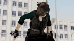 Christy Battle Suit (Resident Evil) para GTA San Andreas