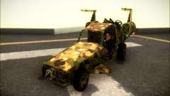 Camo Space Docker para GTA San Andreas