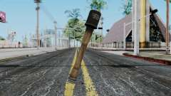 German Grenade from Battlefield 1942 para GTA San Andreas