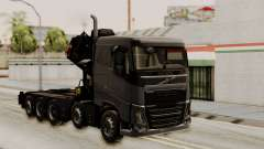 Volvo FH Euro 6 10x4 Low Cab para GTA San Andreas