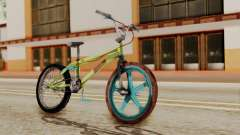Crap BMX para GTA San Andreas