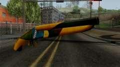 Brasileiro Sawnoff Shotgun v2 para GTA San Andreas