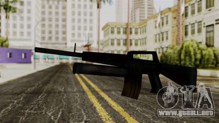 M16 from Delta Force para GTA San Andreas