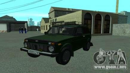 VAZ 21213 Niva para GTA San Andreas