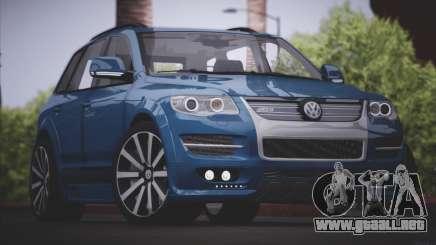 Volkswagen Touareg R50 2008 para GTA San Andreas
