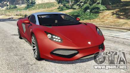 Arrinera Hussarya v0.5 para GTA 5