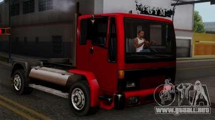 DFT-30 Truck para GTA San Andreas