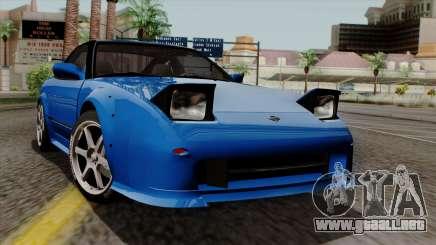 Nissan 180SX Street para GTA San Andreas