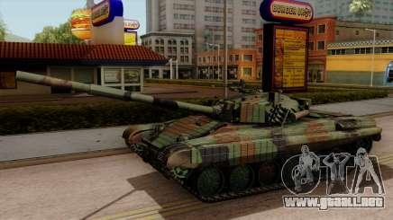 PT-91A Twardy para GTA San Andreas
