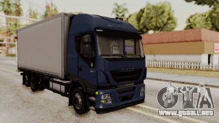 Iveco Truck from ETS 2 para GTA San Andreas