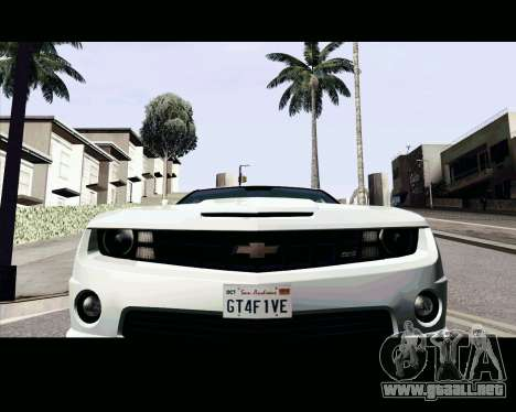 ENB Settings by J228 para GTA San Andreas tercera pantalla