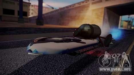 Hovercraft Vocaloid para GTA San Andreas