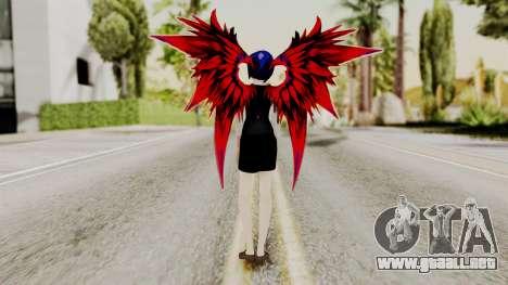 Touka Kirishima (Tokyo Ghoul) v2 para GTA San Andreas tercera pantalla