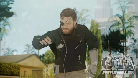 Venom Snake [Jacket] Rocket Arm para GTA San Andreas
