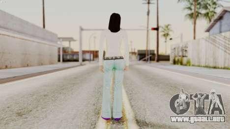 Ofyst CR Style para GTA San Andreas tercera pantalla