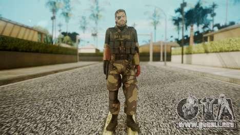 Venom Snake Splitter para GTA San Andreas segunda pantalla