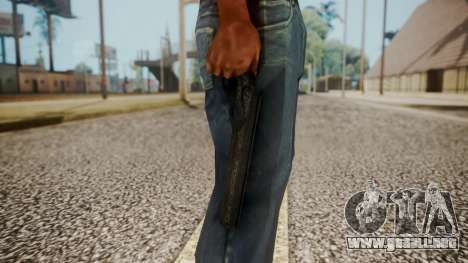 Revenant (Dantes Shotgun) from DMC para GTA San Andreas tercera pantalla