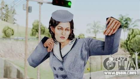 La chica de El Padrino: El Juego para GTA San Andreas