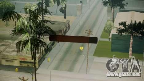 Atmosphere Flare v4.3 para GTA San Andreas
