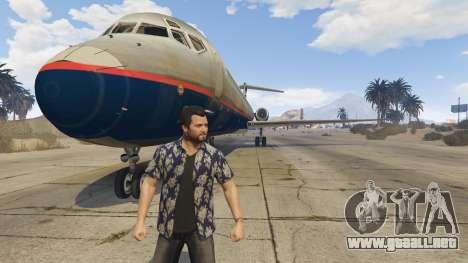 GTA 5 McDonnell Douglas MD-80