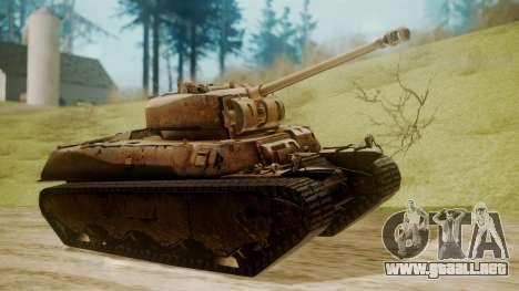 Heavy Tank M6 from WoT para GTA San Andreas