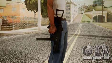 MP5 by catfromnesbox para GTA San Andreas tercera pantalla