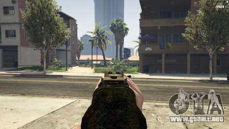 GTA 5 MW3 MP5 séptima captura de pantalla