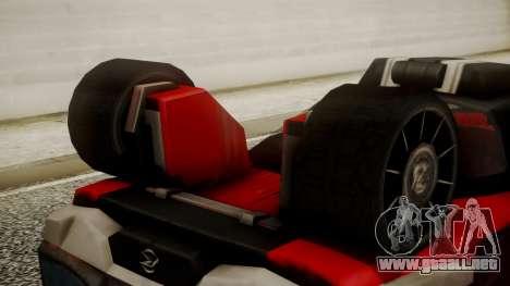 Tridoron-3000 para la visión correcta GTA San Andreas