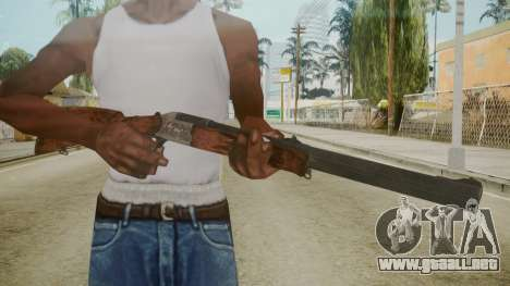 Atmosphere Rifle v4.3 para GTA San Andreas tercera pantalla