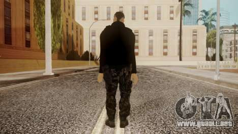 Custom Survivor 1 para GTA San Andreas tercera pantalla