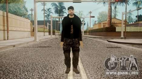 Custom Survivor 1 para GTA San Andreas segunda pantalla
