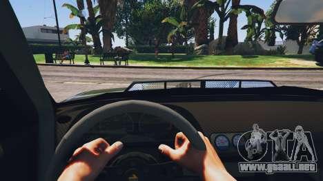 GTA 5 Nissan 180sx vista trasera
