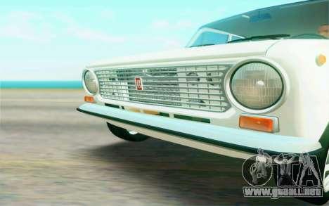 VAZ 2101 Stock para visión interna GTA San Andreas