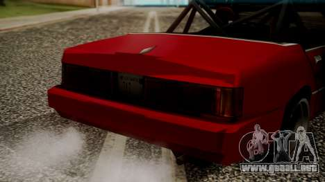 Sentinel Drift para la visión correcta GTA San Andreas