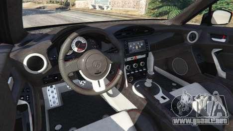 Toyota GT-86 v1.4 para GTA 5