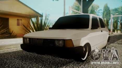 Fiat 147 Spazio-TR para GTA San Andreas