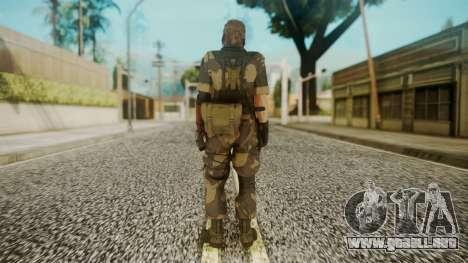 Venom Snake Splitter para GTA San Andreas tercera pantalla