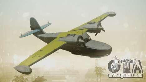G-21A Argentine Naval Aviaton para GTA San Andreas
