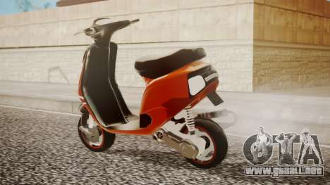Zip SP Stage6 Cup para GTA San Andreas left