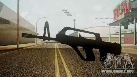KH-2002 Battlefield 3 para GTA San Andreas segunda pantalla
