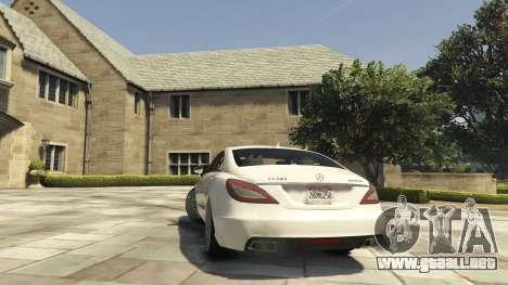 Mercedes-Benz CLS 6.3 AMG [BETA] para GTA 5