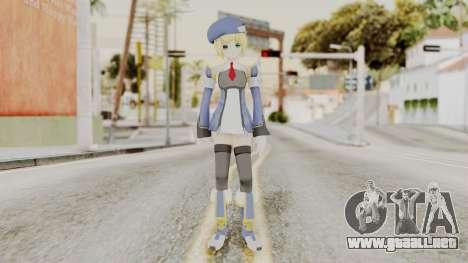 Blazblue - Noel Vermillion para GTA San Andreas segunda pantalla