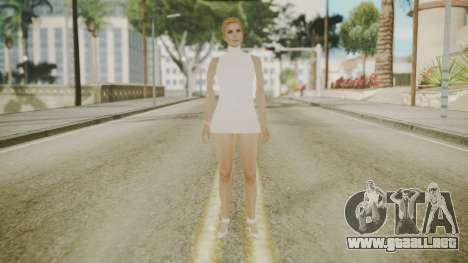 Wfyri HD para GTA San Andreas segunda pantalla