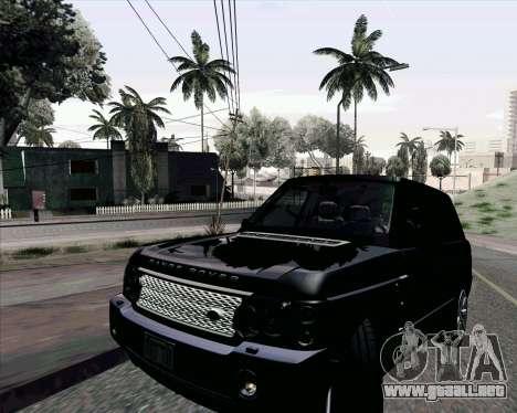 ENB Settings by J228 para GTA San Andreas sucesivamente de pantalla