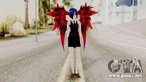 Touka Kirishima (Tokyo Ghoul) v2 para GTA San Andreas segunda pantalla