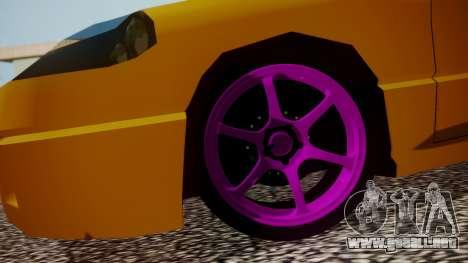 Alpha Drift para la visión correcta GTA San Andreas