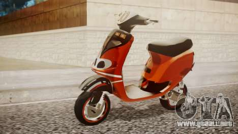 Zip SP Stage6 Cup para GTA San Andreas