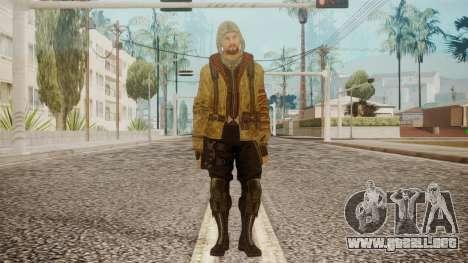 Custom Survivor 2 para GTA San Andreas segunda pantalla