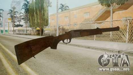 Atmosphere Rifle v4.3 para GTA San Andreas segunda pantalla