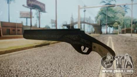 Revenant (Dantes Shotgun) from DMC para GTA San Andreas segunda pantalla